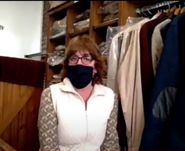 """Carolina Spinelli: """"La Matrera es un comercio que defiende nuestras tradiciones"""""""