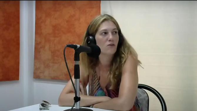 """Natalia Barbieri: """"Llegando a fin de año las empresas se encuentran trabajando muy bien"""""""