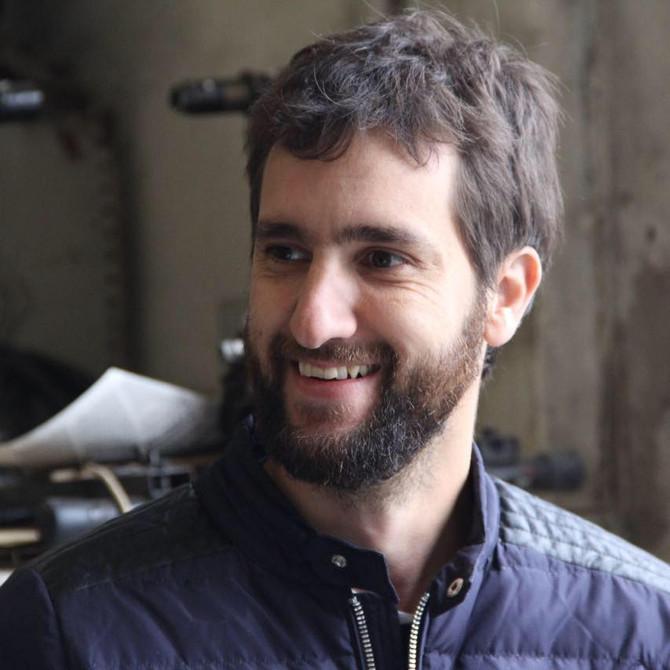 """Votación abierta Leandro Blanco candidato al Premio """"Comunas"""""""