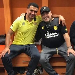 """'Pancho' Martínez: """"Fue una experiencia hermosa que agradezco de por vida y jamás hubiese imaginado"""""""