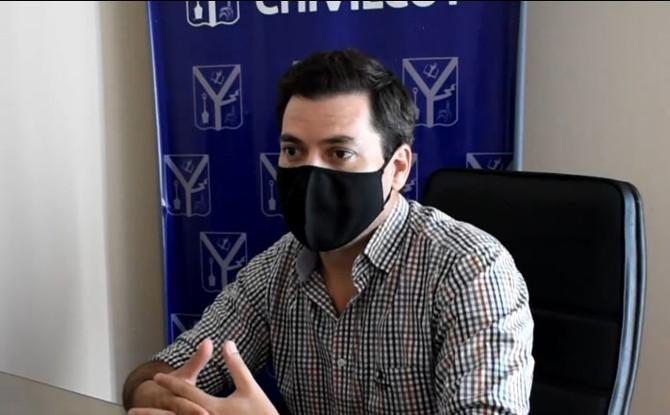"""Dr. Arturo Pertosa: """"Después de la 1 el acatamiento es muy importante"""""""