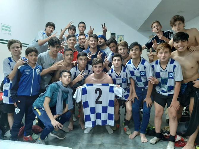 Fútbol Chivilcoy está en los cuartos de final con la Sub 13 y Sub 15