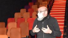 """Dimarco: """"Hoy el cine es la salida no es más ir a ver una película"""""""