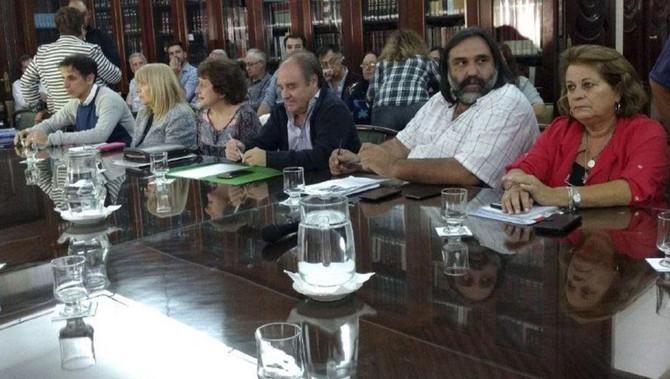 Medidas de fuerza Los gremios docentes bonaerenses lanzaron paro de 48 horas