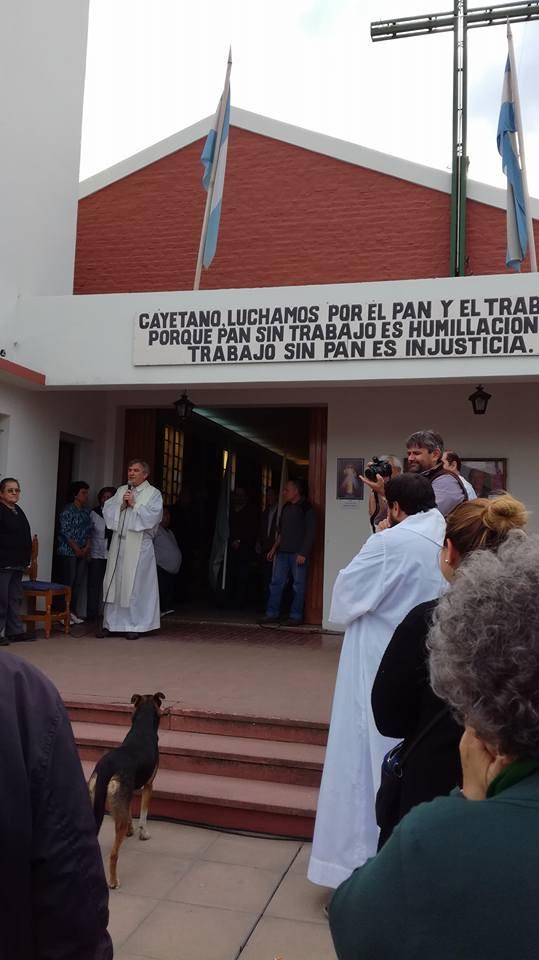 Anfiteatro Municipal  Todas las comunidades católicas de la zona celebrarán el don de ser Iglesia