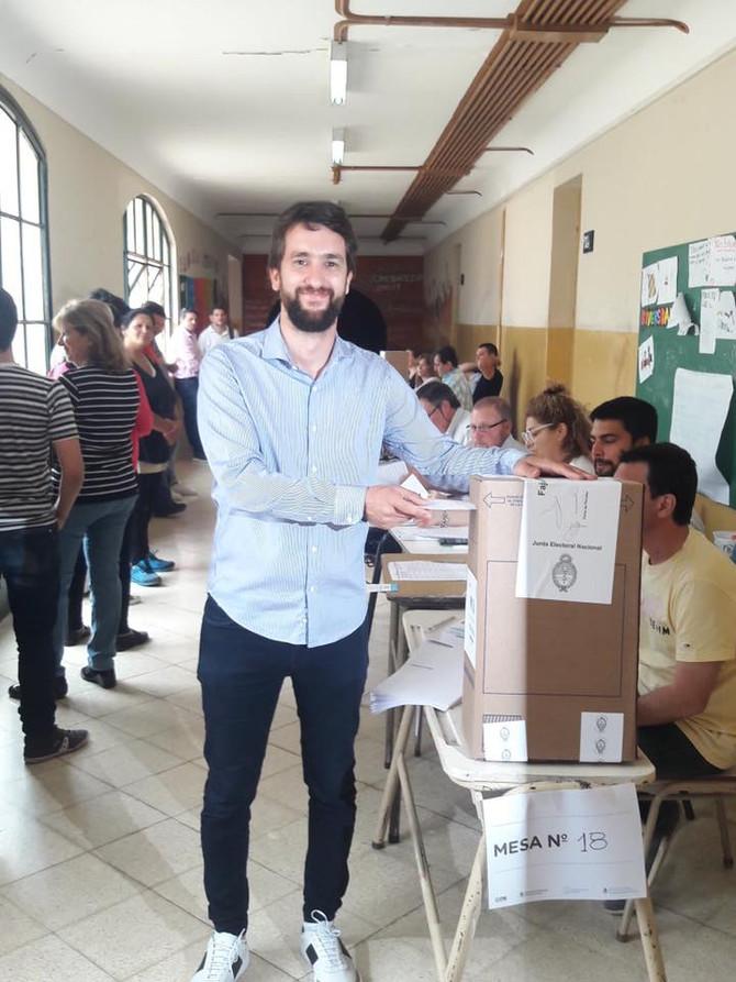 """Dr. Leandro Blanco """"Guillermo Britos hizo sin lugar a dudas una gran elección"""""""
