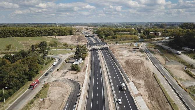 Autoconvocados piden que la Autopista de la RN5 llegue hasta el distrito