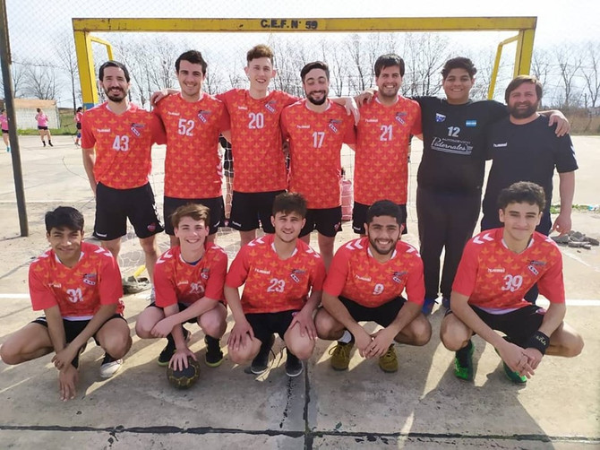 Handball  Los equipos de Independiente continúan al frente de la Copa Promocional ASAMBAL