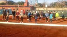 """Iván Jorge: """"Para nosotros como escuela de tenis siempre los Bonaerenses son prioridad"""""""