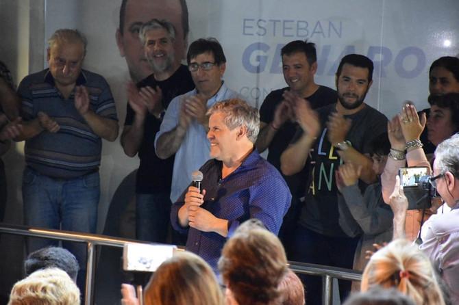 """Fabio Britos """"Mantener la banca queda en un segundo plano ante mi alegría por la continuidad del gob"""