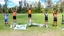 Ciclismo: Tolosa ganó el Gran Premio Pueblo de la Paz en una prueba con chivilcoyanos de punta