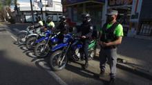 Advierten que habrá multas a propietarios o conductores de motos que sean secuestradas entre 1 y 6