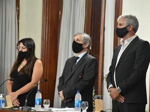 """El Intendente hizo un llamado al """"consenso y el diálogo"""""""