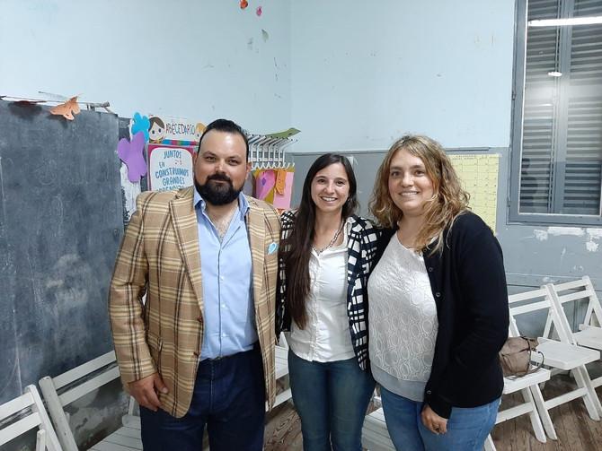 """Laura Penacca """"Las tecnologías y la cultura digital atraviesa a los estudiantes y sociedad en su con"""
