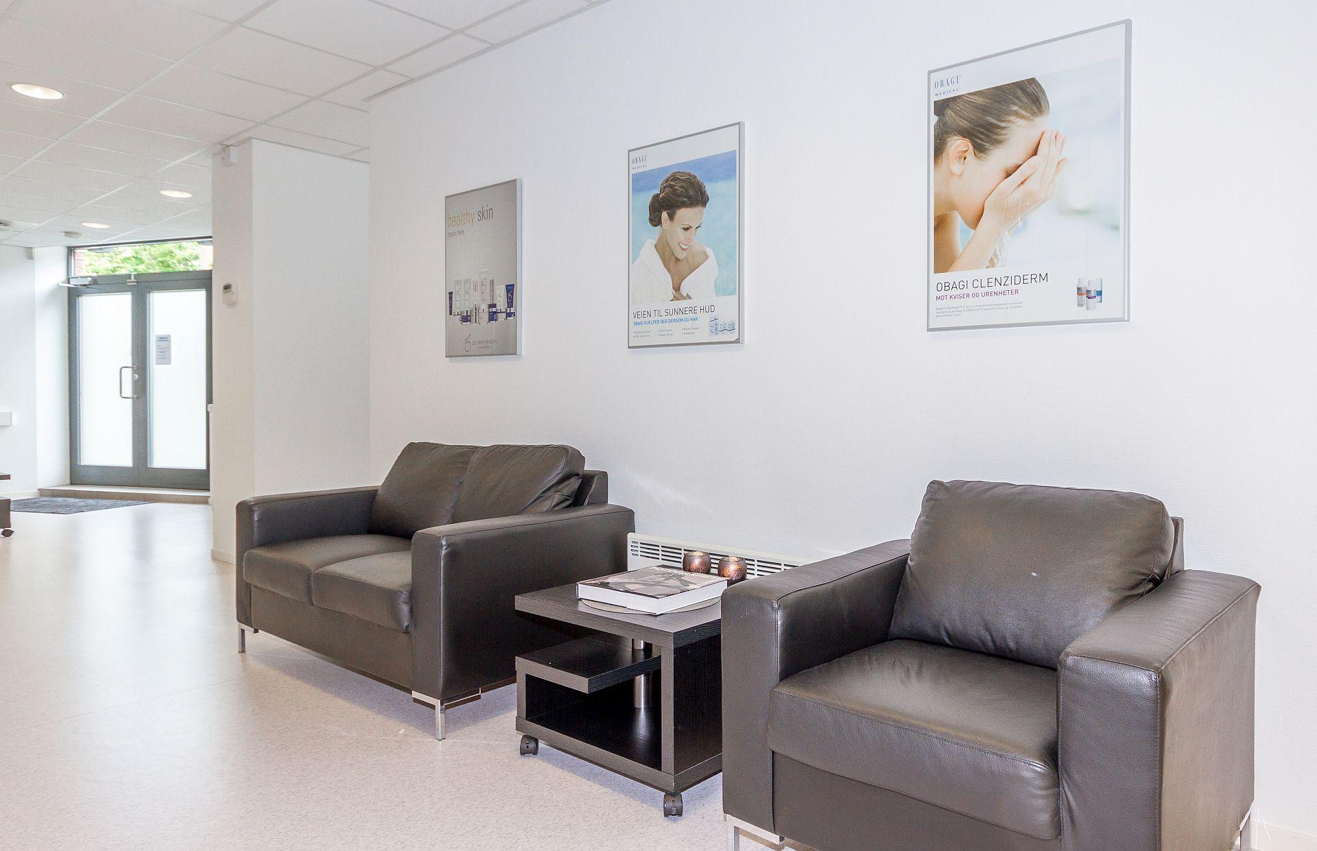 Porsgrunn Plastikkirurgi | Venterom
