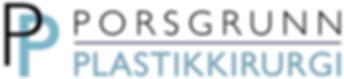 Porsgunn Plastikkirugi logo