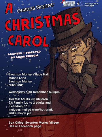 A Christmas Carol December 2019