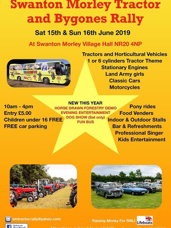 Tractor Rally 2019