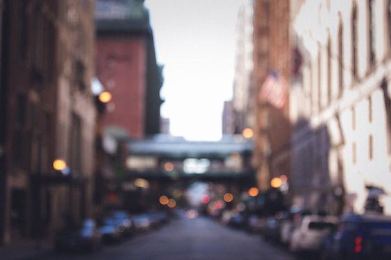 市街地の道路