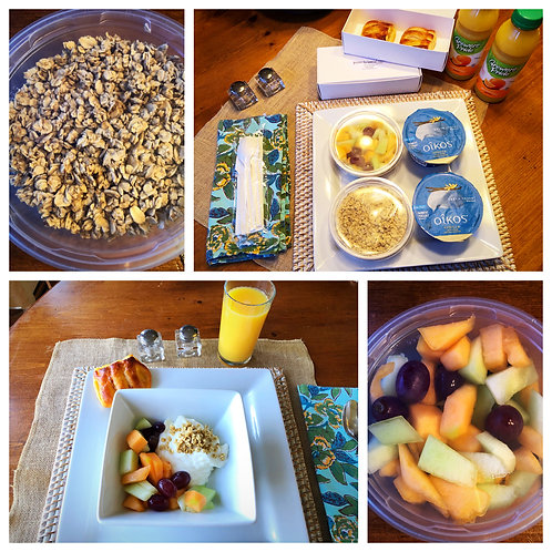 Continental Breakfast Pack For Two