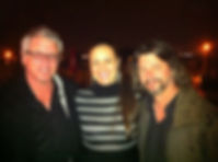 With Michael Rymer and Ronald D Moore (C