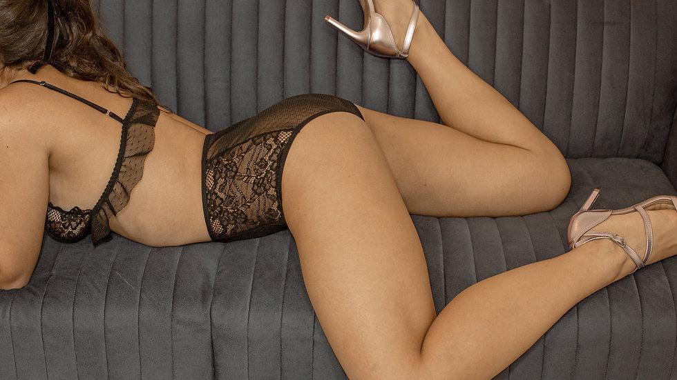 Calcinha Brigitte (hot pant)