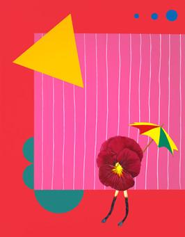 singing in the rain#2_캔버스에 아크릴_53.0x40.9