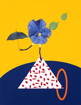 singing in the rain#3_캔버스에 아크릴_53.0x40.9