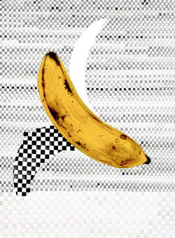 바나나_acrylic on paper_21.0x29.7cm_2014