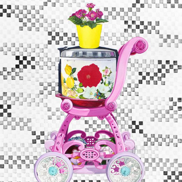 Dasilva flower pot