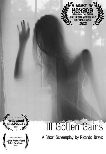 Poster Ill Gotten Gains - Winner.jpg