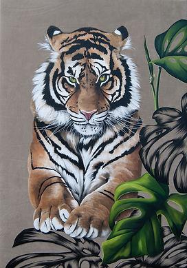 tigre sur nubuck.jpg