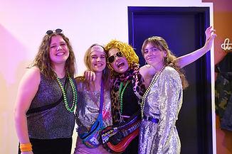 Disko fødselsdagsfest