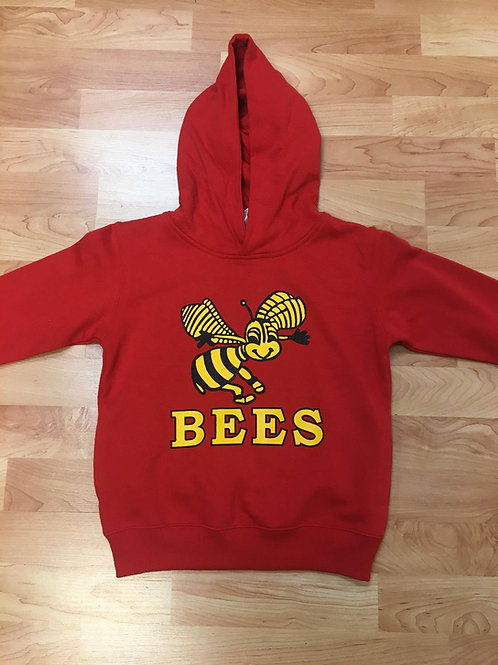 Happy Bee Toddler Hoodie