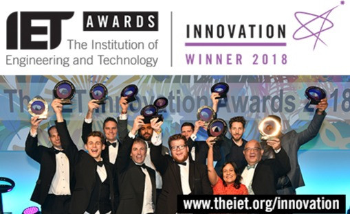 Wave2Wave Awarded Top Innovation Accolade