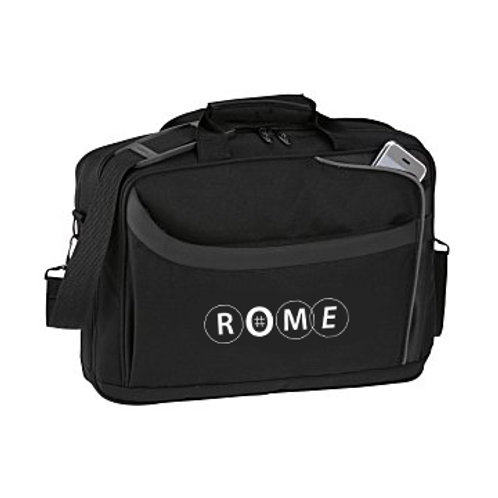 ROME CheckMate Checkpoint Friendly Laptop Bag