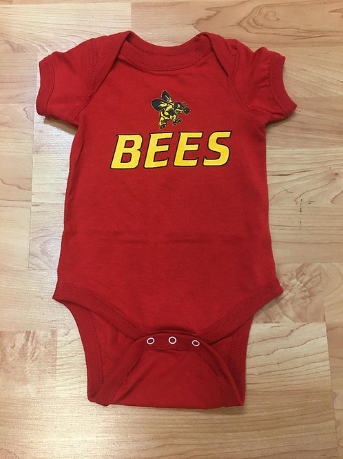 Bees Baby Onesie