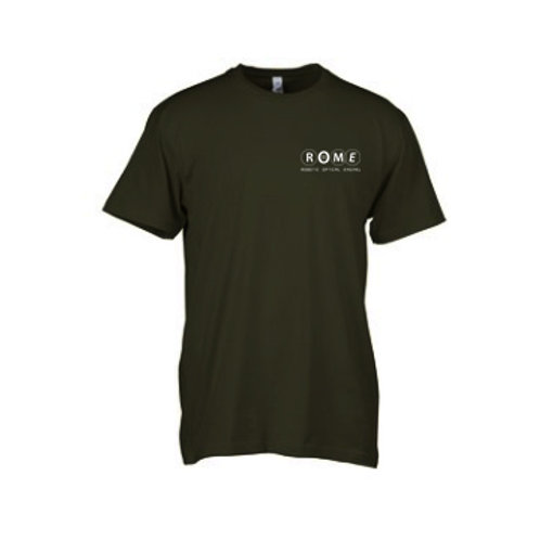 ROME Next Level Fitted 4.3 oz. Crew T-Shirt - Men's