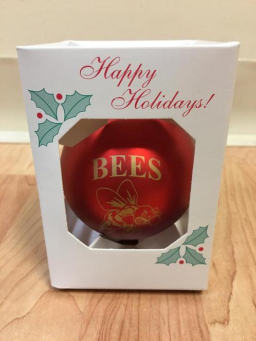 Bees Ornament