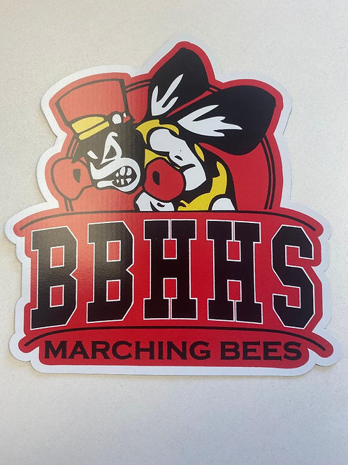 BBHHS Band Magnet