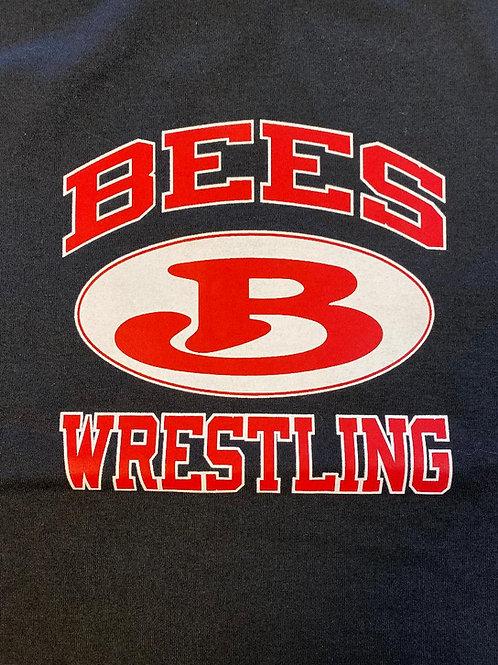 Bees Wrestling Hoodie