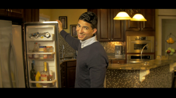 Yancey. Kitchen Scene-Charlie (2015)