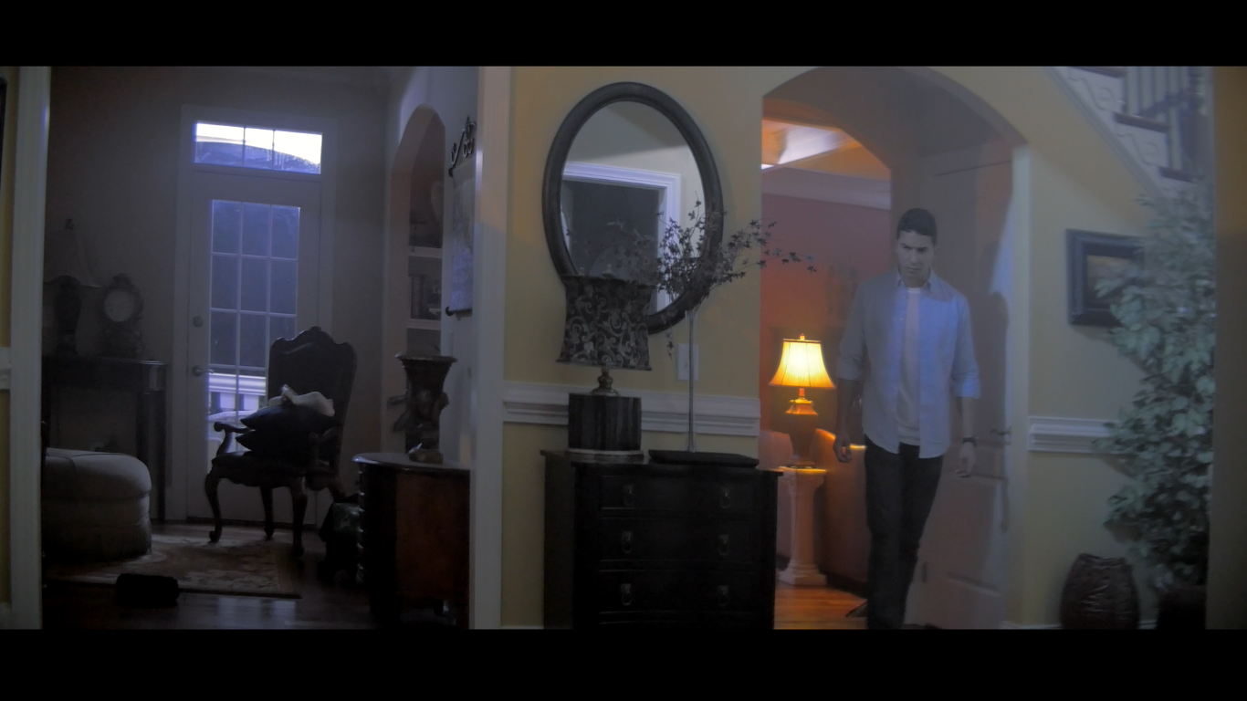 Yancey. Answer The Door.-Charlie (2015)