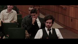 Detective Ray Hernandez. Court Scene -Not Guilty (2014)