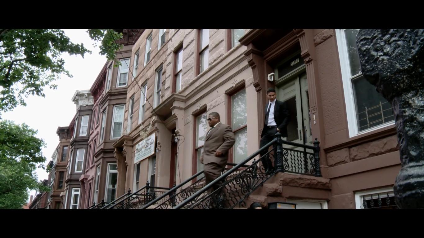 Detective Ray Hernandez. Snitch Talks Scene-Not Guilty (2014)