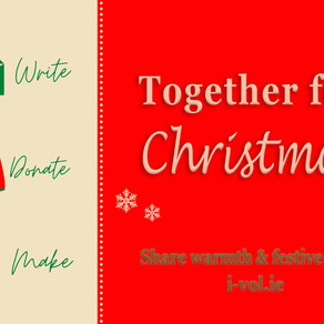 Want to give back but not sure how? 🎁 Join the 'Together for Christmas' campaign!
