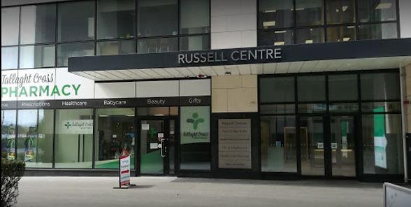 Russel Centre.JPG