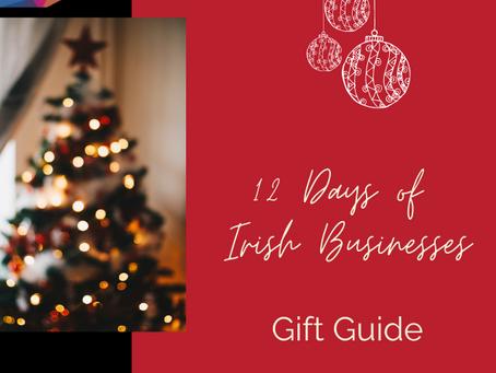 12 Days of Irish Businesses- Gift Guide