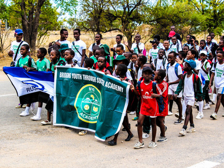 BYS crowned 2018 Champions!!BYS Academy held their second annual tournament in Plumtree, Zimbabwe