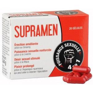 Stimulant Supramen 20 gélules